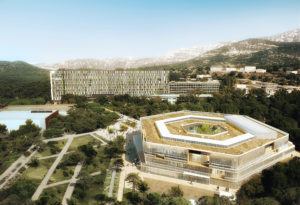 Campus Luminy / Marseille