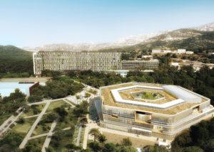 Campus Luminy / Marseille