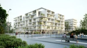ZAC DU MOULON LOT A2 - 116 logements