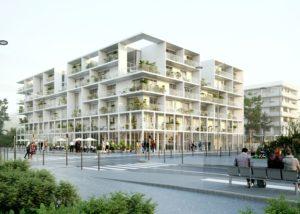 ZAC DU MOULON LOT A2 - 116 logements