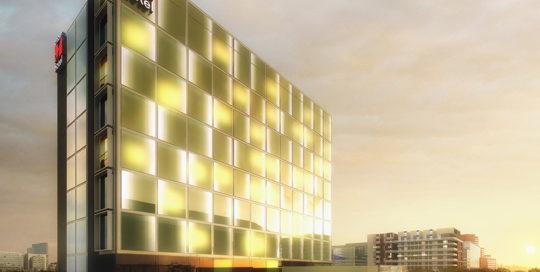 HOTEL CITIZEN M - LA DEFENSE